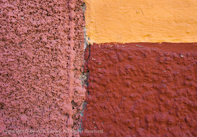 Neighboring Colors #2: Photograph by Will Tenney